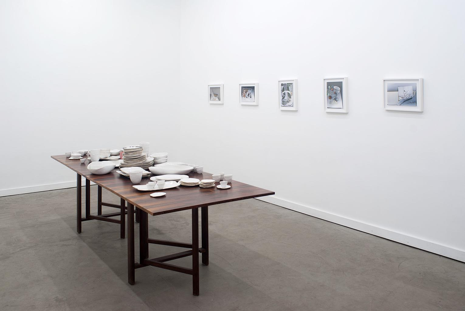 Tableware and Some Pictures (Install)