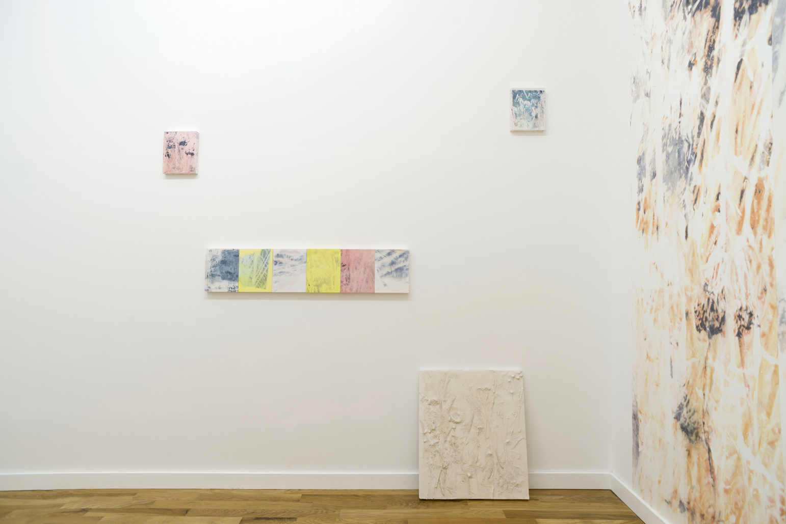 A Faint Shadowy Trace, installation view