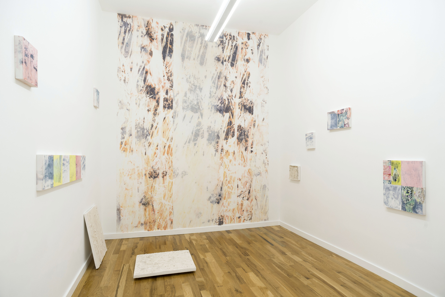 A Faint Shadowy Trace Installation View
