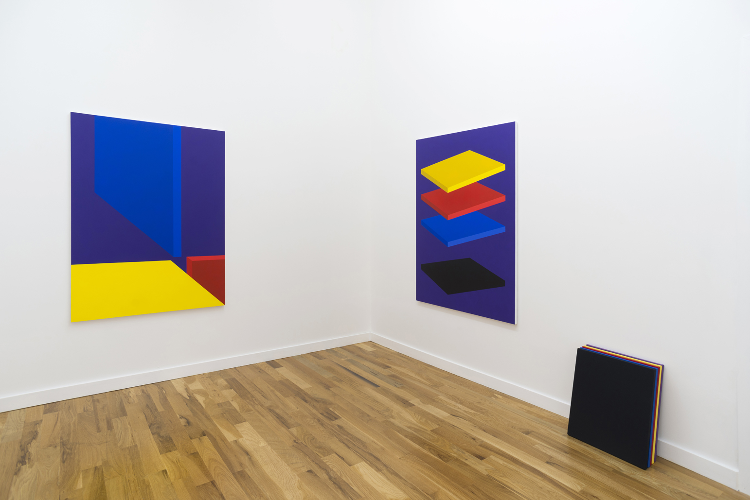 Installation View, As Fiction, 2017