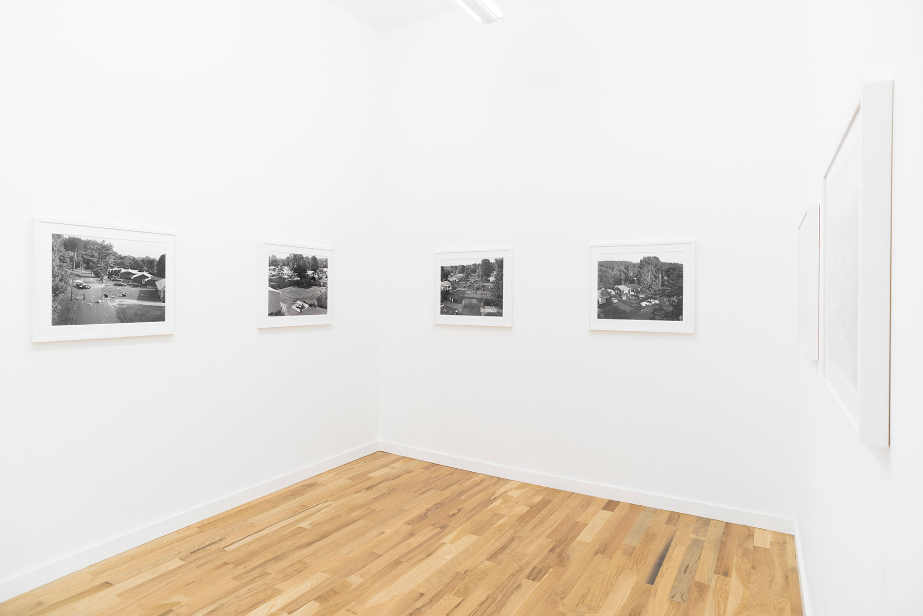 Installation view at DOCUMENT