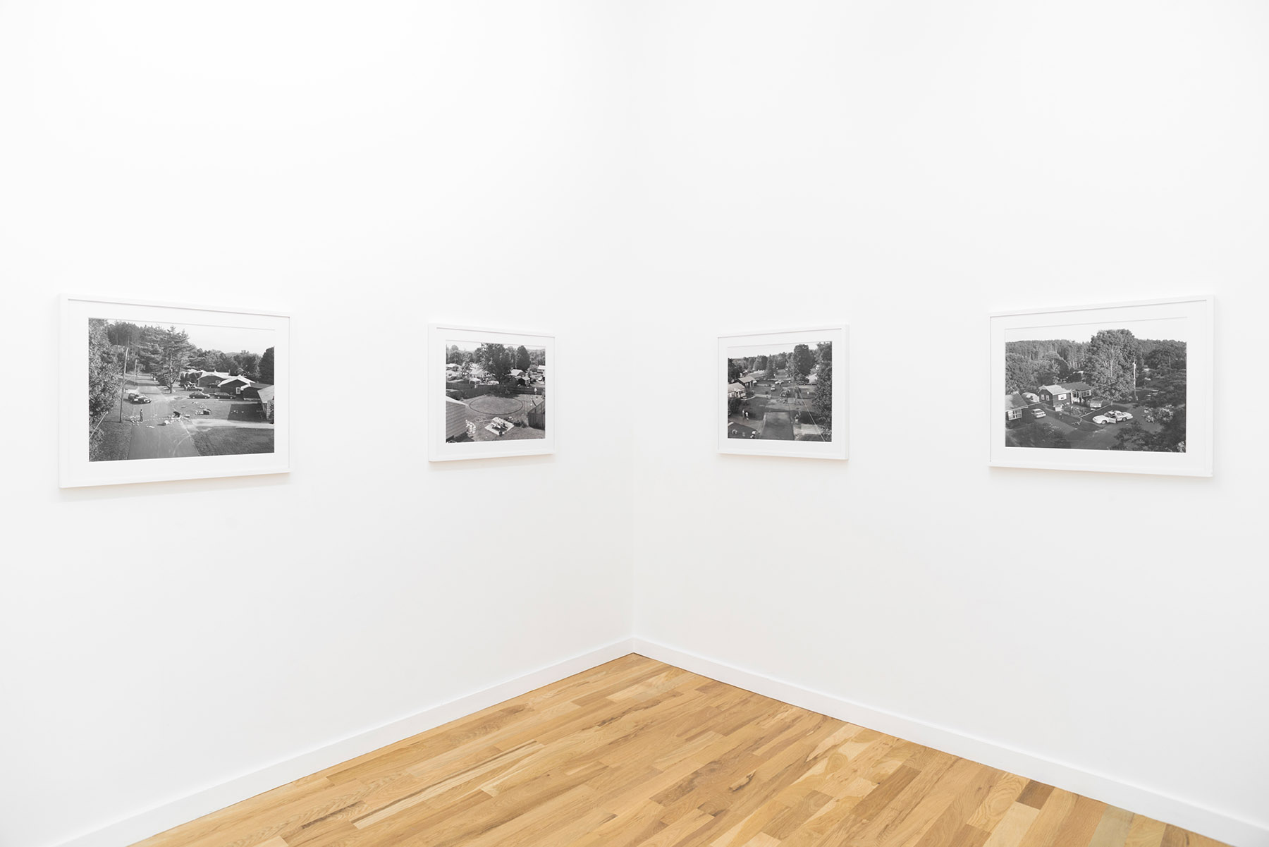 Installation view at DOCUMENT-web