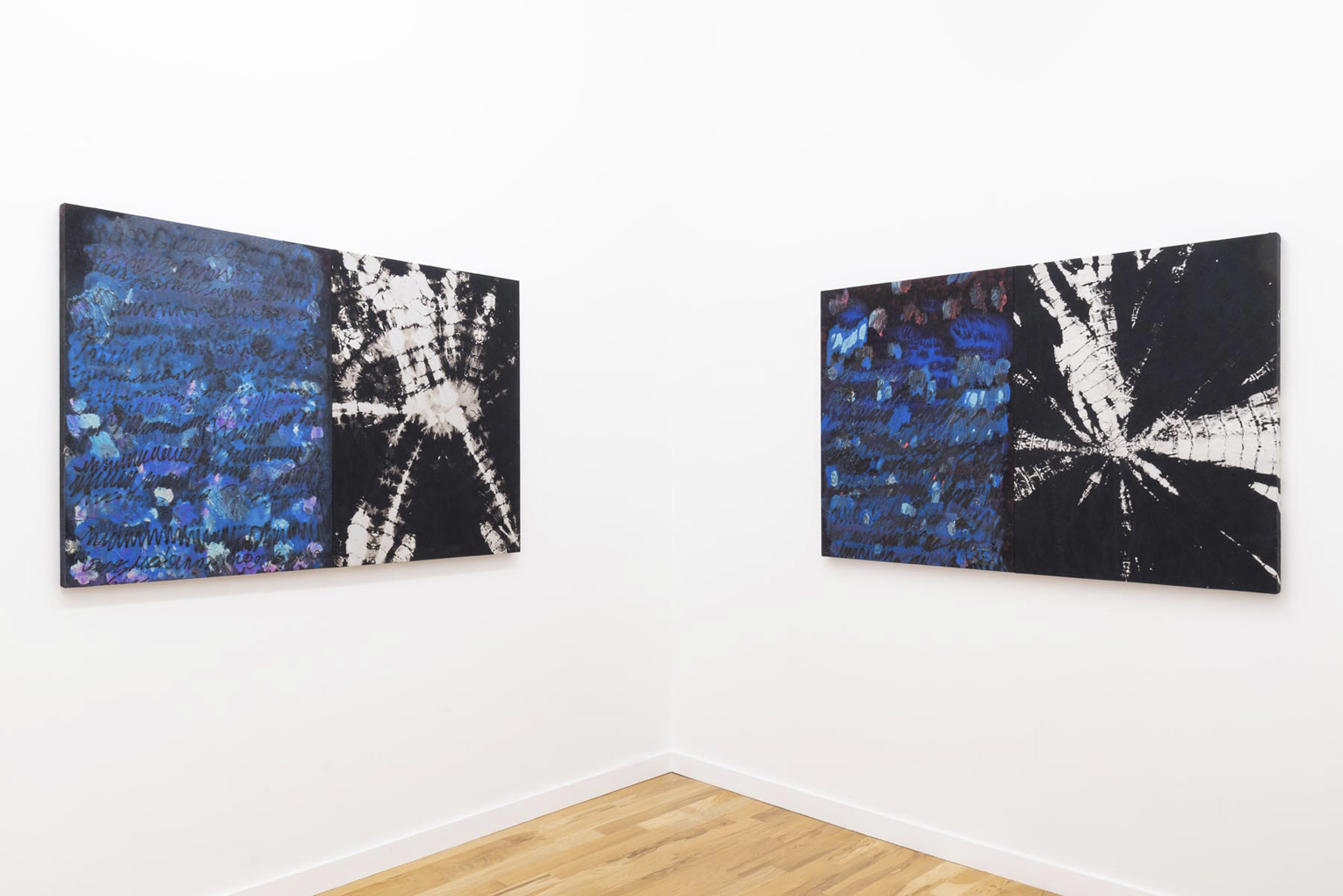 Installation view at PLHK