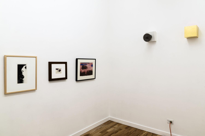 Installation view at PLHK